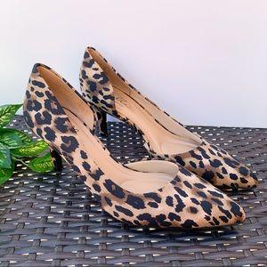 Abella Satine leopard Pump